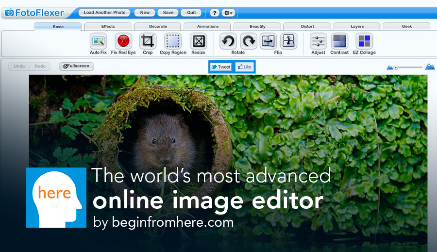 the world s most advanced online image editor begin from
