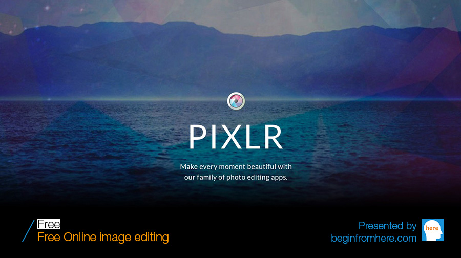 Photo editing services – pixlr.com
